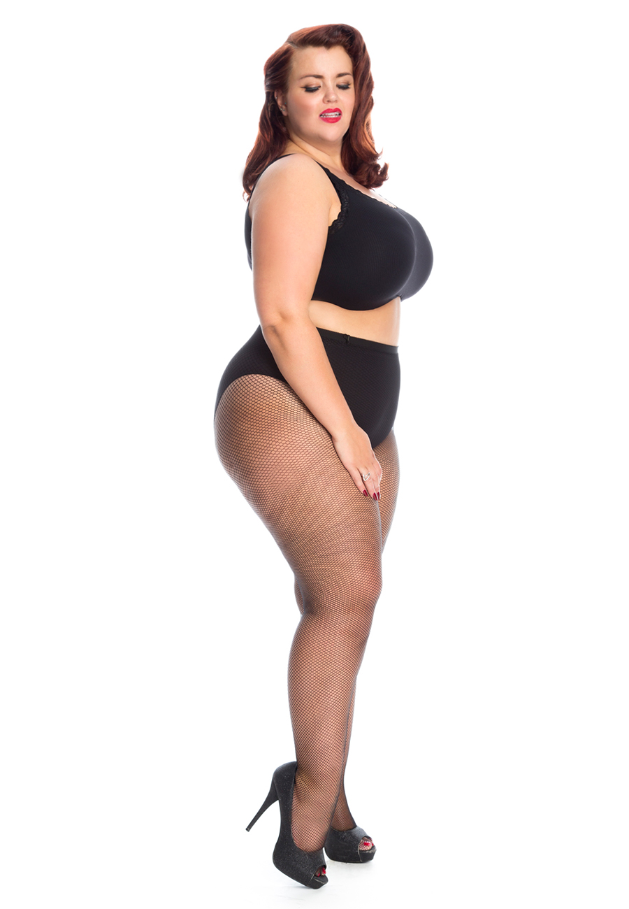 Now tights designers and companies have been putting a lot more effort into creating the perfect plus size tights and it's time to embrace these new plus size specialists! For your everyday opaque look, we recommend Pamela Mann's 90 Denier Maxi Opaque Plus Size Tights, .