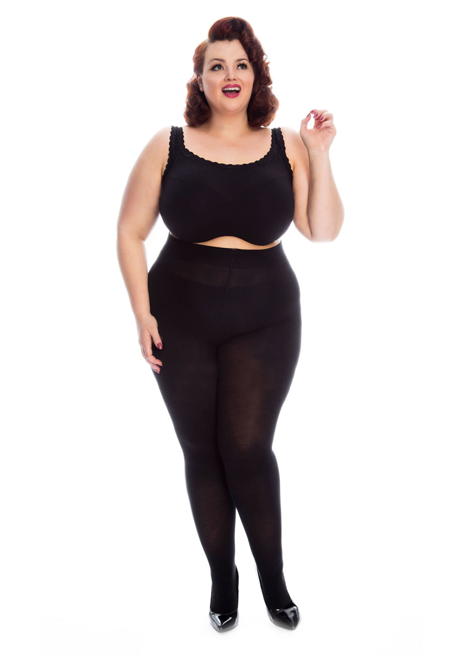 06d5a05fe66 Plus Size Tights - The Big Tights Company