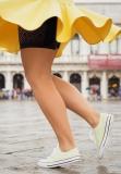 Aztec-antichafe-slip-shorts-yellow-dress